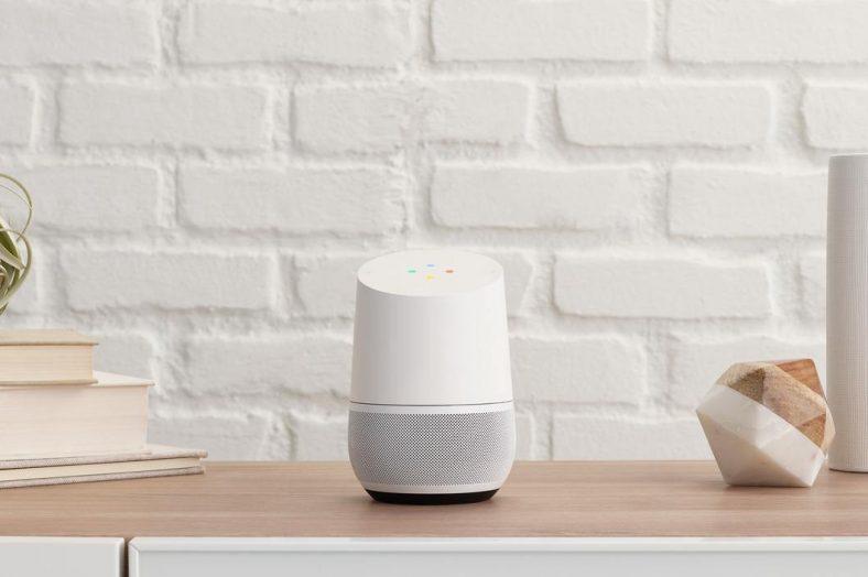 googel home startup france